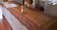kitchen bench top
