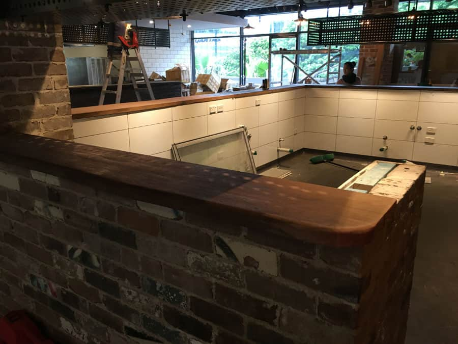 Timber Bar Tops & Table Tops | Timber Furniture Sydney