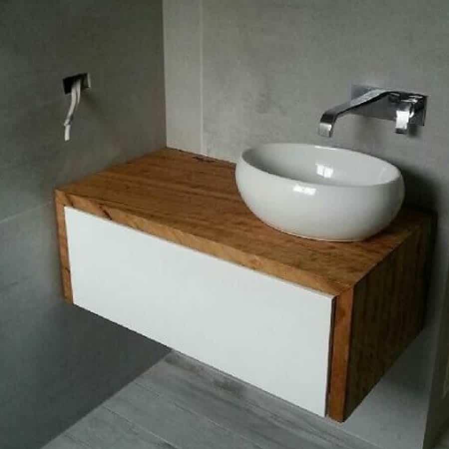 Timber Vanity5 Timber Furniture Sydney