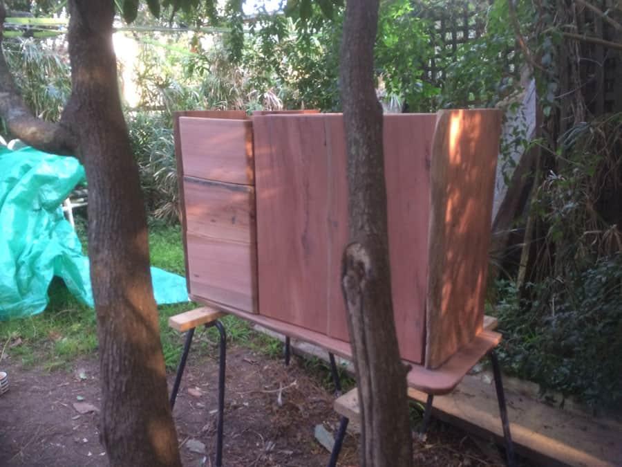 Custom Timber Vanity Timber Furniture Sydney