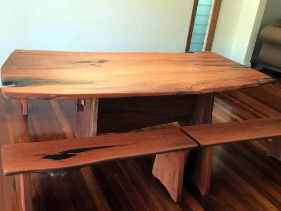 Timber Bench Seat13 Timber Furniture Sydney