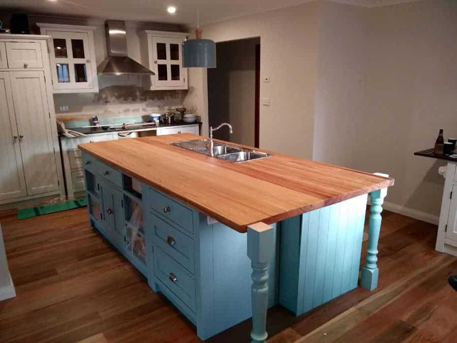 Sensational Timber Kitchen Benchtops Timber Furniture Sydney Squirreltailoven Fun Painted Chair Ideas Images Squirreltailovenorg