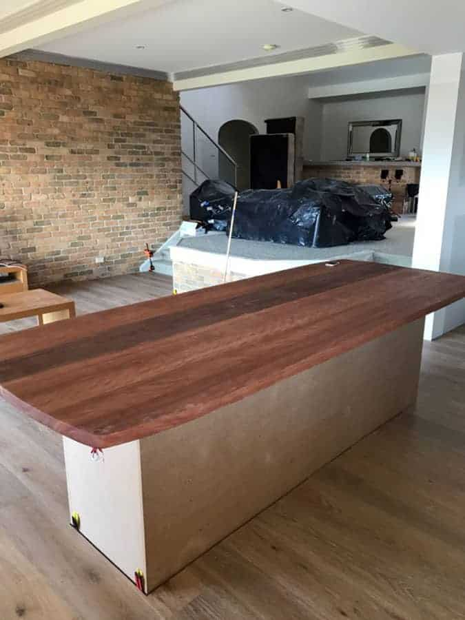 Timber Kitchen Benchtops Timber Furniture Sydney